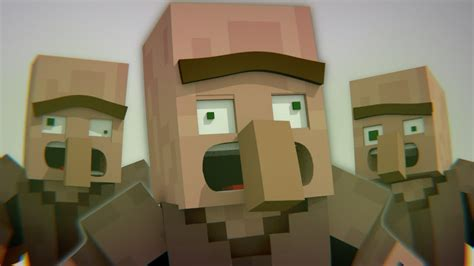 minecraft song villager burping song youtube