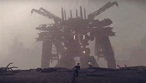 Take A Look At NieR Automata39s Awesome Enemies GameSpew