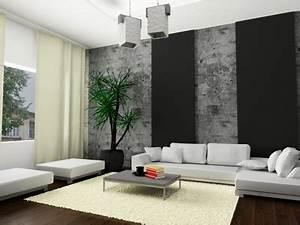 Wohnzimmer Boden Grau : wohnzimmer einrichten in grau wei ~ Markanthonyermac.com Haus und Dekorationen