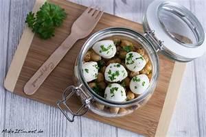 Grünkohl Zubereiten Glas : kichererbsen tomaten salat im glas mit mozzarella rezept ~ Yasmunasinghe.com Haus und Dekorationen
