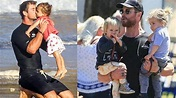 Chris Hemsworth's [Thor] Daughter And Twins Sons [India ...