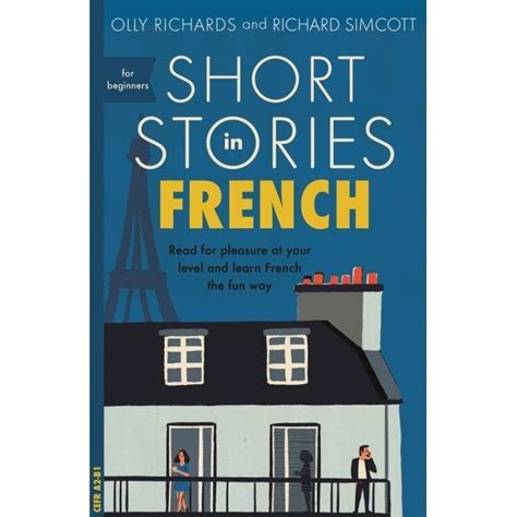 Short Stories in French for Beginners   Learn french ...