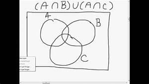 Venn Diagram Notation Examples