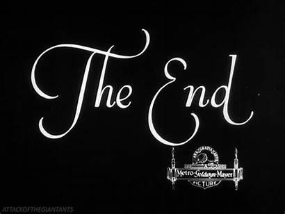 End Animated Film Wfmu Gifer