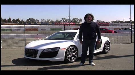 2010 Audi R8 V10 Review