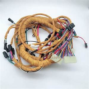 Cat Wiring Harness 275 8651 Harness As Cab