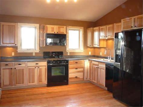 kitchens  black appliances images  pinterest