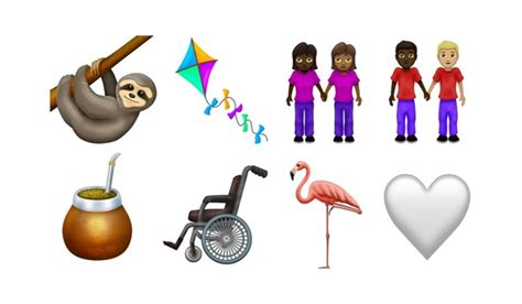 Unicode's Emoji 12.0 Candidates For Ios 13 Include More
