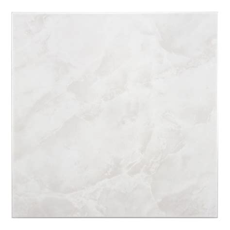 home depot merola tile merola tile gamma white 11 3 4 in x 11 3 4 in ceramic