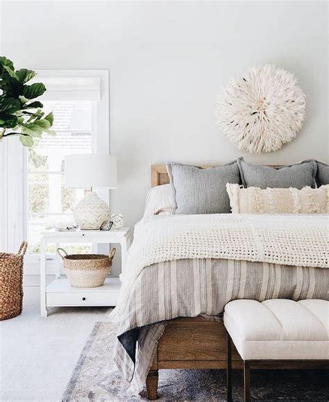 bedroom decoration natural earthy interior inspiration