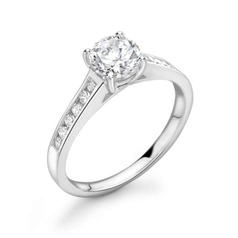 solitaire engagement rings for sale to buy hatton