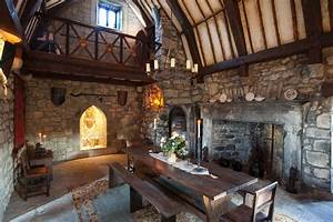 Dining room furniture northern ireland, medieval castle