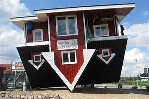 Das Schönste Haus Deutschlands : das verr ckte haus das umgedrehte haus in bispingen architektur pinterest verr ckte ~ Markanthonyermac.com Haus und Dekorationen