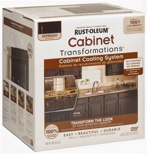 rustoleum cabinet transformations espresso rust oleum cabinet transformation review before after