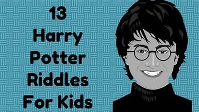 Potter Riddles Harry