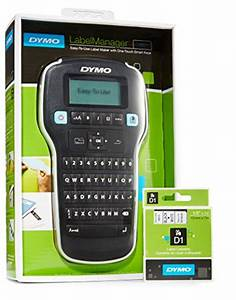 Dymo labelmanager 160 hand held label maker 1790415 for Dymo custom labels