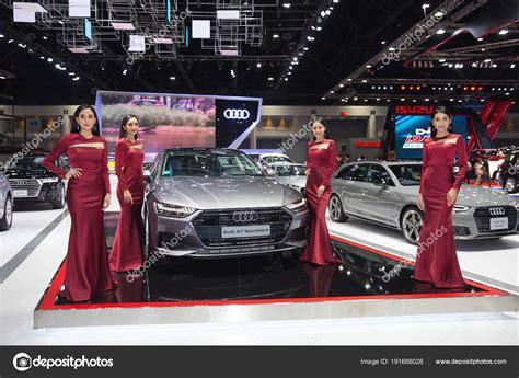 Bangkok International Motor Show 2018 Beautiful Asian