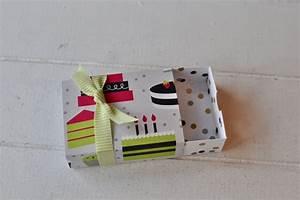 Stempel Dich Bunt : einfache matchbox verpackungen von stempel dich bunt ~ Watch28wear.com Haus und Dekorationen