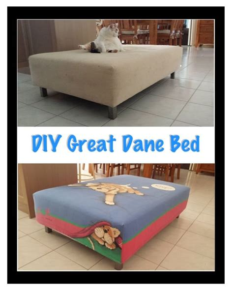 5518 great dane beds struggled to find a bed suitable for my new great dane