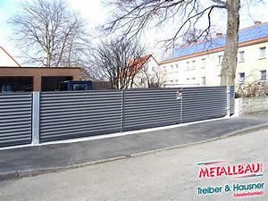 Zäune Und Tore : metallbau treiber hausner zaun tor grundgestelle selberf llen z une und tore ~ Eleganceandgraceweddings.com Haus und Dekorationen