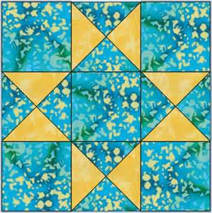 10 Inch Star Quilt Block Patterns