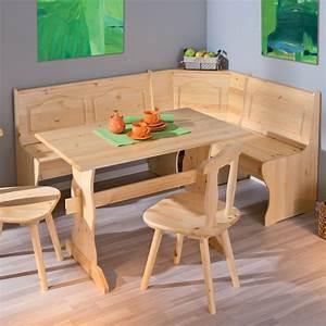 Ensemble Salle A Manger : ensemble salle manger alienor naturel ~ Melissatoandfro.com Idées de Décoration