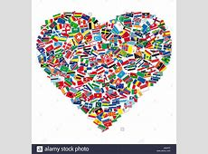 heart, flag, flags, countries, globe, planet, earth, world