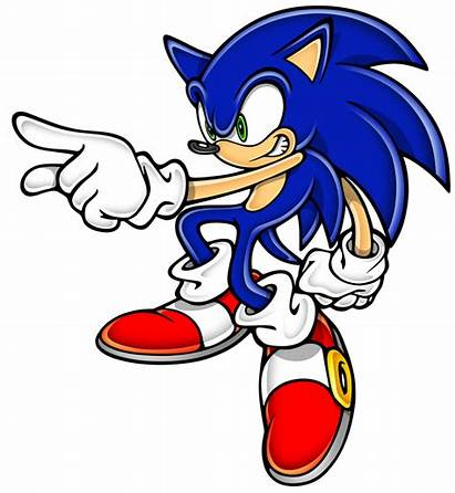 Sonic Adventure Hedgehog Pointing Characters Character Transparent