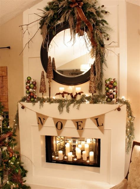 candles   fireplace    gorgeous visual