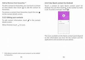 Manual - Alcatel 3l - Android 8 1