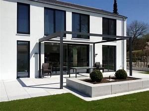 Terrasse Am Haus : leiner pergola beschattung terrasse am haus pinterest glasdach terrasse ~ Indierocktalk.com Haus und Dekorationen