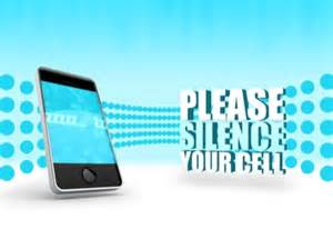 Please Silence Your Cell Phone for Church