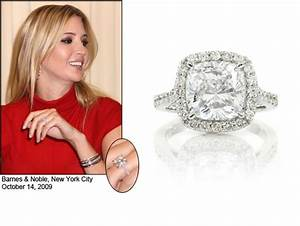 ivanka trump engagement rings and celebrity style on With ivanka wedding ring