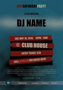 Night Club Flyer Template
