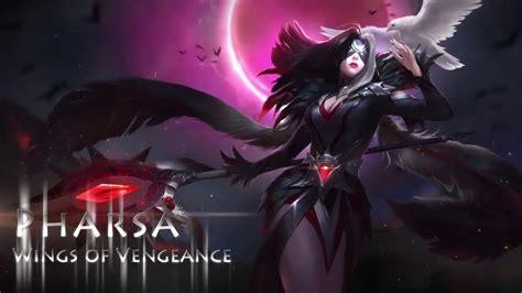 Mobile Legends New Hero Wings Of Vengeance Pharsa