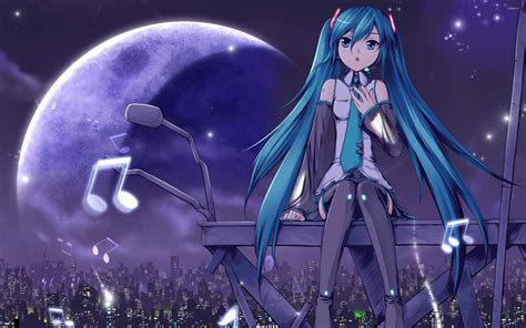 hatsune miku wallpapers hd pixelstalknet
