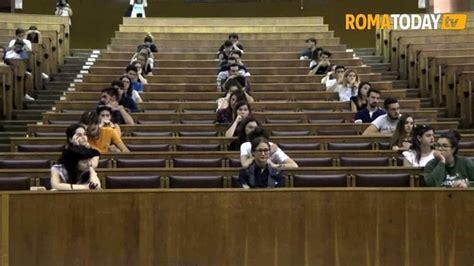 test d ingresso facoltà di medicina universit 224 sapienza al via i test per l ingresso alla