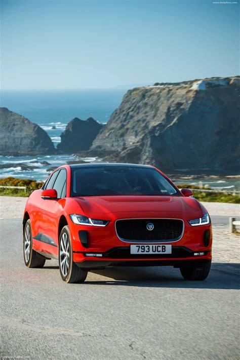 2019 Jaguar I-Pace - HD Pictures, Videos, Specs ...