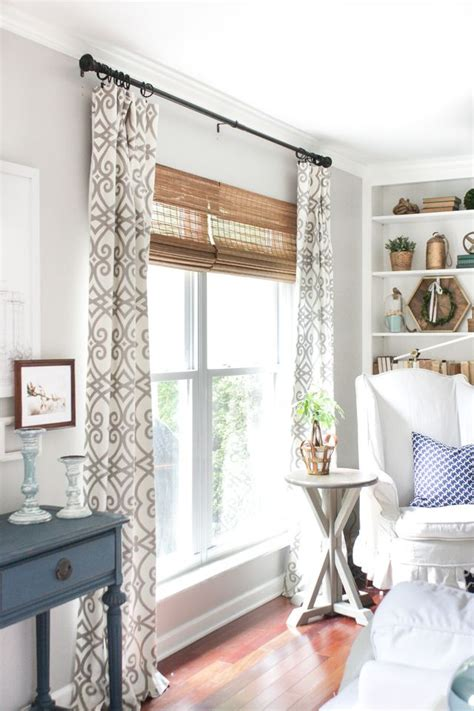 Living Room Curtain And Blind Ideas by 17 Best Images About Curtains And Wood Blinds On