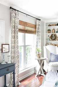 best 20 living room curtains ideas on pinterest window With bamboo curtains in living rooms