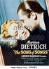 MARLENE DIETRICH THE SONG OF SONGS (1933 Stock Photo - Alamy