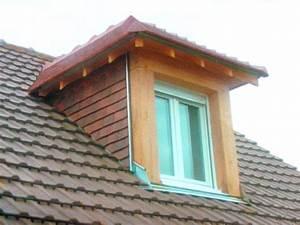 Fenetre De Toit Avec Volet Roulant Integre : poser une lucarne de toit ~ Premium-room.com Idées de Décoration