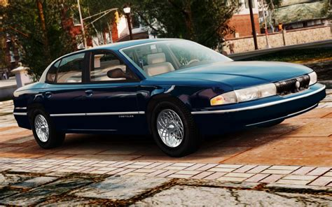 Chrysler Newyorker by 1994 Chrysler New Yorker Information And Photos