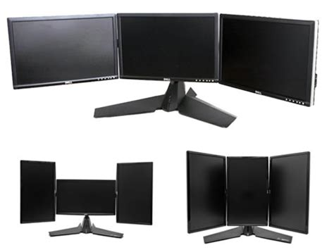 xfx triple monitor stand fx tris tand shopark