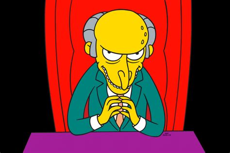 mr-burns-simpsons-evil-sly-cunning ~ The Midult
