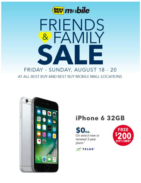 best buy iphone 6 deal best buy iphone iphone 6 6s 0 on contract with