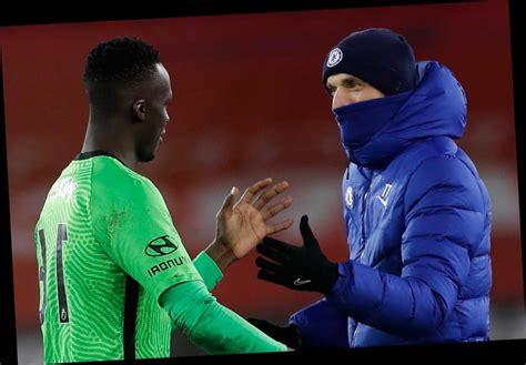 Chelsea ace Edouard Mendy hails Thomas Tuchel and reveals ...