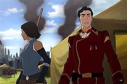 Korra Avatar Iroh Team Legend General Ii