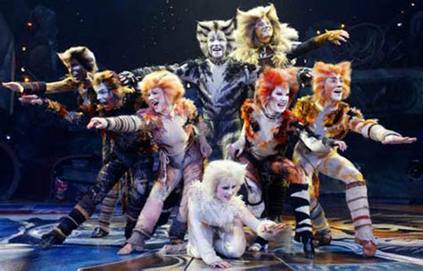 gatos al escenario espect 225 culo revista letra media