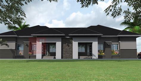 modern bungalow design  nigeria modern house